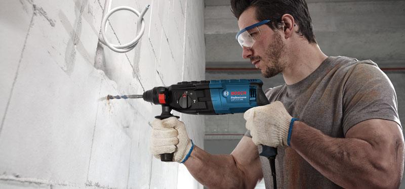 Dòng máy khoan bê tông Bosch mới nhất GBH 2-24