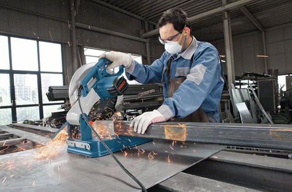 hướng dẫn sử dụng máy cắt sắt hiệu quả