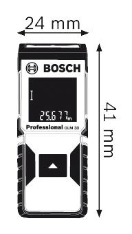 Máy đo khoảng cách laser GLM 30