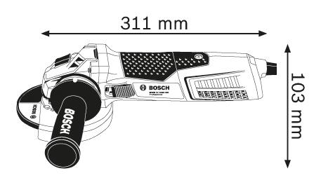 GWS 17-125 CI