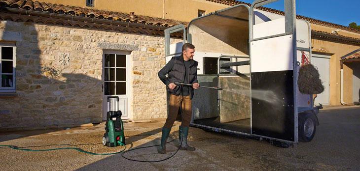 Máy rửa xe gia đình Aquatak 42-13