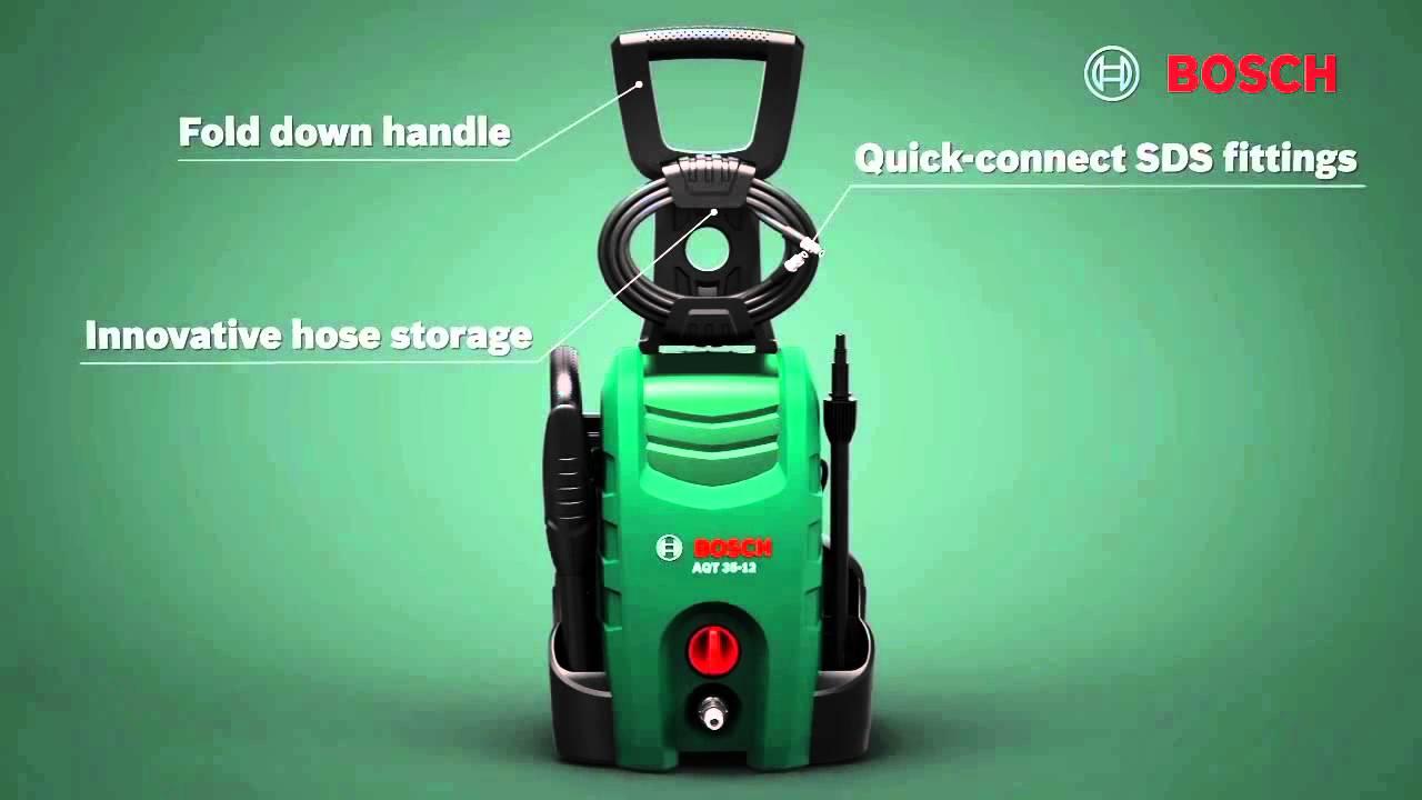 máy rửa xe gia đình Aquatak 35-12