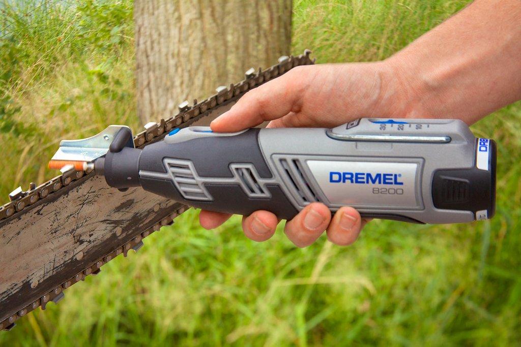 Cách sử dụng Dremel 8200
