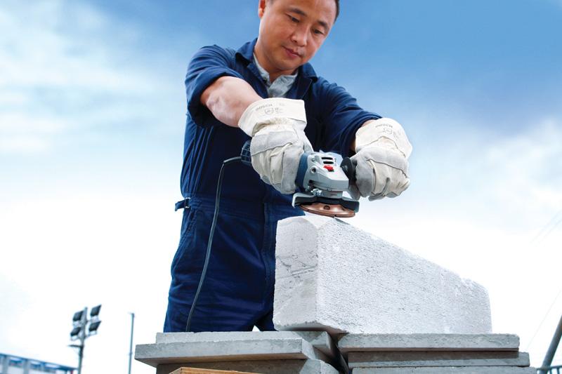 Hướng dẫn sử dụng máy mài đá hiệu quả và an toàn