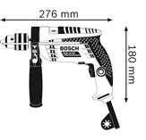 Thông số máy khoan GSB 13 RE