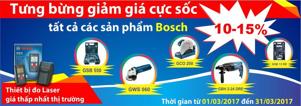 SDS Việt Nam Miền Bắc khuyến mại tháng 3