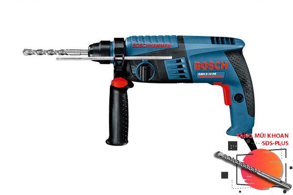 Máy khoan Bosch GBH 2-18