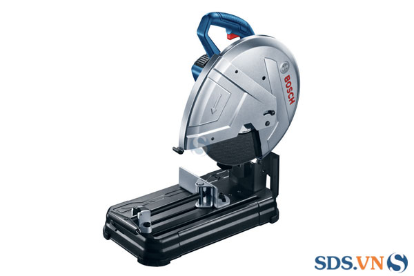 Máy cắt sắt Bosch GCO 220 cải tiến, giúp cắt sắt nhanh và dễ dàng hơn!
