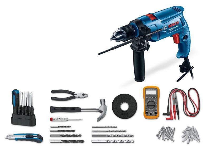 máy khoan động lực Bosch GSB 550 Electrician dành cho thợ điện